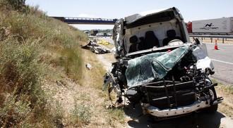 Menys morts a les carreteres del Camp de Tarragona però més ferits greus