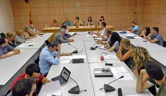 El Consell Comarcal del Bages aprova el nou cartipàs