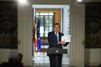 Vés a: Rajoy avisa: «Donarem batalla en defensa de moltíssims milions de catalans»