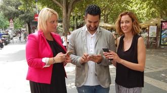 Fibracat oferirà Wi-Fi de fibra òptica gratuït en un tram del Passeig