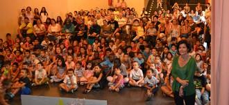 Reus celebra la cloenda de les activitats socioeducatives del mes de juliol