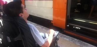 Cristian, el noi del Vendrell, finalment podrà anar a estudiar a Barcelona