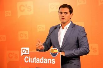 Albert Rivera culpa Mariano Rajoy de no «reenganxar molts catalans al projecte comú espanyol»