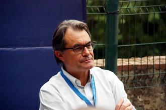 Mas contesta a Rajoy que l'havia «advertit» que  faria eleccions en clau plebiscitària