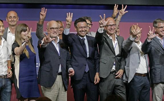 Eleccions al FC Barcelona