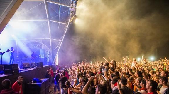 L' Acampada Jove supera totes les expectatives amb 32.000 assistents