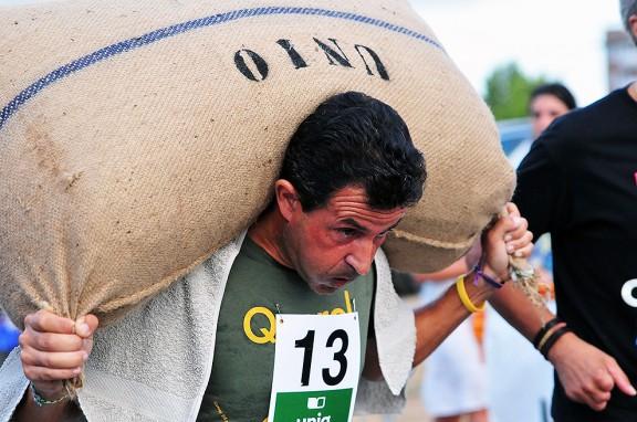Cursa de portadors de sacs