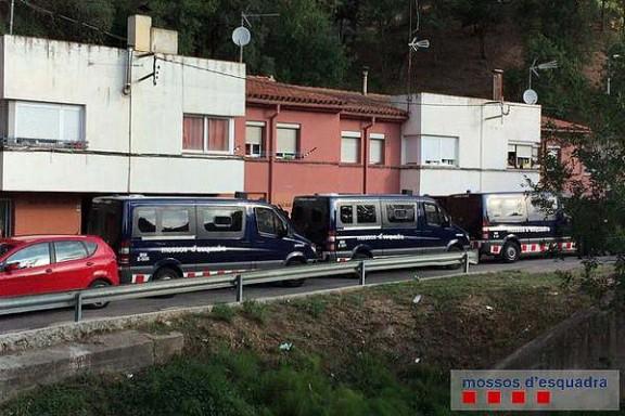 Operatiu contra el tràfic de drogues a Girona, Sils, Llagostera, Quart i el Prat