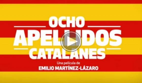 VÍDEO «Ocho apellidos catalanes» estrena el primer tràiler