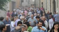 La Festa de l'All omple els carrers de Belltall