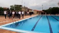 Milloren la seguretat i les condicions higièniques de la piscina de Cabacés