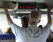 Els autocars Manresa - Barcelona, col·lapsats per l'horari d'agost