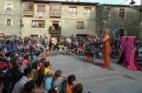 Més de 1.500 persones al primer festival de Circ de la Catalunya Central