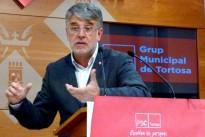 El PSC vol el suport del ple de Tortosa a la nova proposta de cabals ambientals