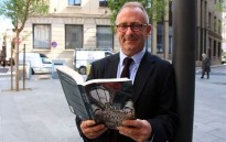 L'escriptor Miquel Esteve oferix una ruta pels espais de la novel·la 'La fi dels Secrets'