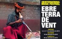 Tortosa, Deltebre i l'Ampolla es preparen per compartir el Festival Ebre Terra de Vent