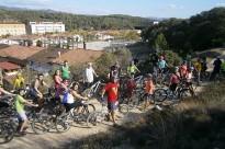 Una bicicleta per descobrir la Torre Lluvià i els Comtals