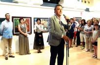 El Casino s'omple de gent en l'estrena de l'exposició sobre Vila Closes