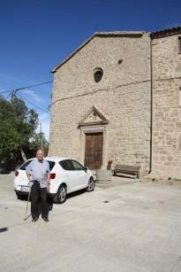 Santa Maria d'Ardèvol. Pinós