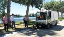 Deltebre busca millorar la imatge del municipi amb la campanya 'Deltebre net!'