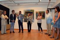 L'exposició de Josep Maria Sarrate i Cots i Claret a Haití, omple