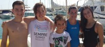 Velasco guanya la XXI Travessa al Port de Coma-ruga