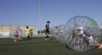 El Campionat de Futbol Bombolla Solidari recapta més de 700 aliments