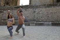 La videodansa de la vallenca Marta Arjona «viatja» a Brasil i a Alemanya