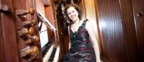Concert a l'orgue del Vendrell amb l'organista Ana Aguado