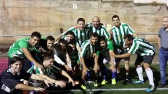 Amics del Castell guanya el Torneig de Futbol 7 2015
