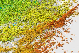 Vés a: Gairebé cinc-mil llamps il·luminen el cel de Catalunya