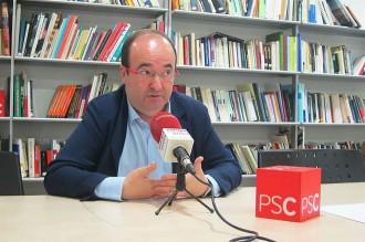Vés a: Miquel Iceta no descarta un pacte PSOE-C's després de les espanyoles