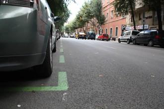 Vés a: L'àrea verda i una part de la zona blava d'aparcament a Barcelona, de franc a l'agost