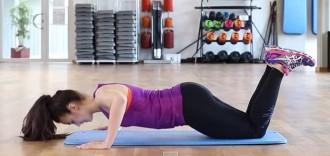 4 exercicis que pots fer a casa per tenir uns braços tonificats