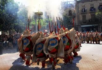 Vilafranca del Penedès s'erigeix com a epicentre de les Festes Majors catalanes