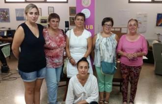 Donatiu de l'Associació de Dones del Solsonès al SOL