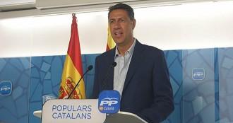 Vés a: Xavier García Albiol: «El millor que ens pot passar als catalans és seguir dins d'Espanya»