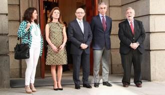 Vés a: Els Pressupostos Generals de l'Estat destinen 1.179,53 MEUR a Catalunya, un 10,7% del total
