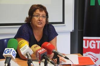 Dolors Bassa dimitirà com a secretària general d'UGT a Girona per anar a la llista de Junts pel Sí
