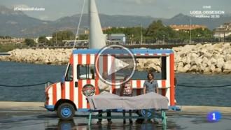 Vés a: El «Bajo Campo» de «Cocineros al volante» encén les xarxes socials