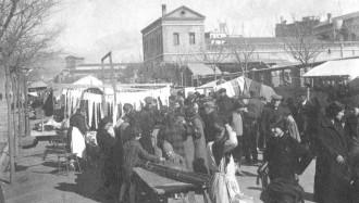 Coneixeu la història mil·lenària del mercat dels dimecres de Terrassa?