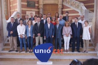 Vés a: Duran i Lleida contradiu Mas: «No és cert que hagi marxat la meitat de gent d'Unió»