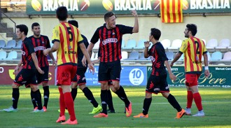 CF Reus - CE Sabadell als quarts de final de la Copa Catalunya