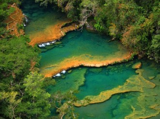 Les piscines naturals més espectaculars del món