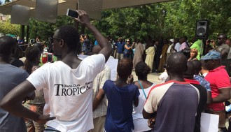 Detinguts tres senegalesos pels fets de Salou després de la mort de Mor Sylla