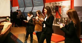 Una aplicació mostra als turistes el patrimoni dels museus ebrencs