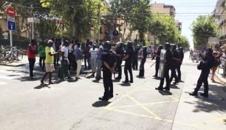 El sindicat de comandaments dels Mossos avala l'operatiu de Salou