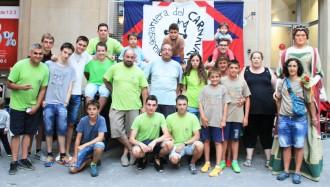 La Trobada de Gegantons de Solsona aplega 350 persones i 112 elements folklòrics