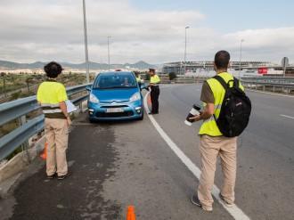 Vés a: Científics i policia col·laboren per trobar el mosquit tigre als cotxes
