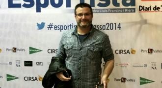 Dobón: «Per al voleibol hi ha grans expectatives a Terrassa»